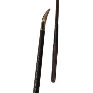 plaited-leather-show-cane-stag-tip