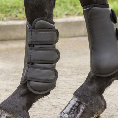 Boots with Tendon Protection