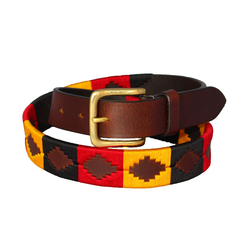 Newmarket Polo Belt 01